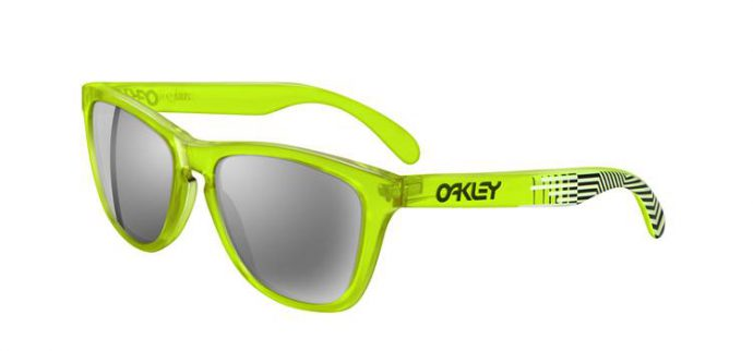 Oakley FROGSKINS DEUCE COUPE LIMITED EDITION 24-316