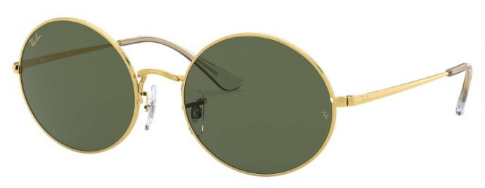Ray-Ban RB1970 Oval Legend Gold 9196/31 maat 54-19