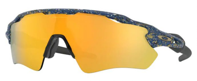 Oakley RADAR EV PATH Splatter Metallic OO9208-7838
