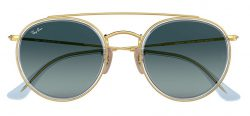 Ray-Ban RB3647N Round Double Bridge 9123/3M