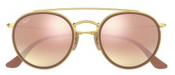 Ray-Ban RB3647N Round Double Bridge 001/7O maat 51-22