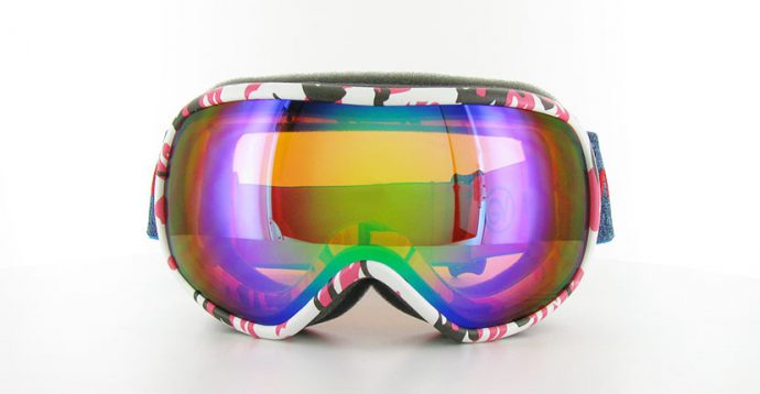 Vingino ARMY PINK Snow Goggles